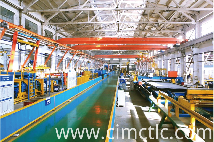 production line-1 for Battery Container Integrated Type